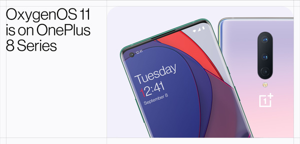 OnePlus aloitti Android 11 -päivityksen jakelun 8- ja 8 Pro -puhelimille