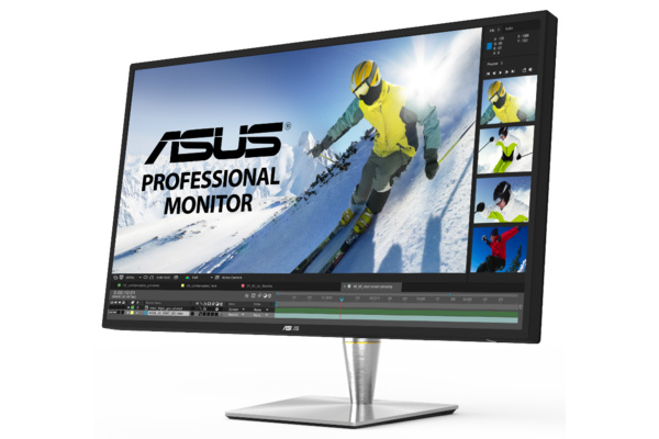 Asukselta uudet ProArt- ja Designo-näytöt HDR-tuella