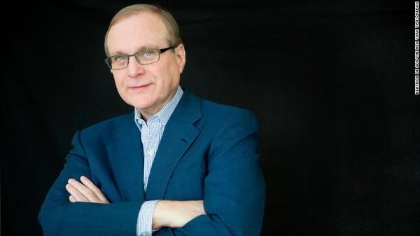 Microsoftin perustaja menehtyi syöpään