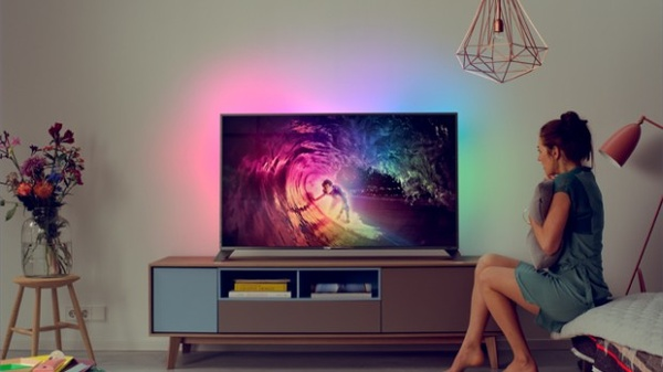 Philips unveils 4K TV with Android as operating system