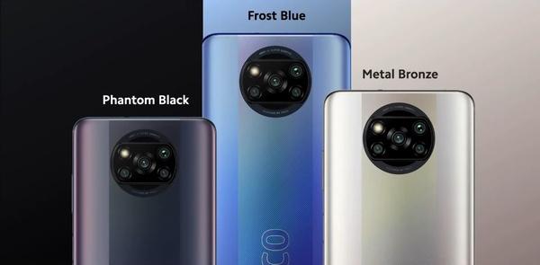 Poco julkaisi monipuoliset mutta edulliset F3 ja X3 Pro puhelimet