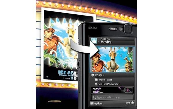 Nokialta uusi Point & Find -palvelu