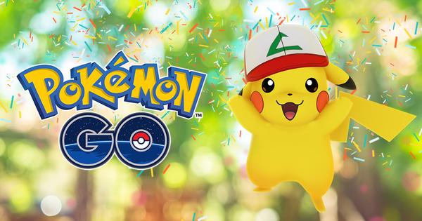 Pokémon Go juhlii ensimmäistä vuosipäivää – pelissä mahdollisuus napata erikois-pokemon