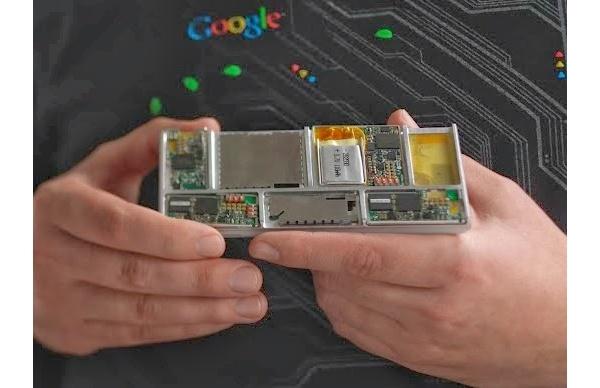 Google kertoo huhtikuussa miten sen modulaariseen puhelimeen tehdään osia