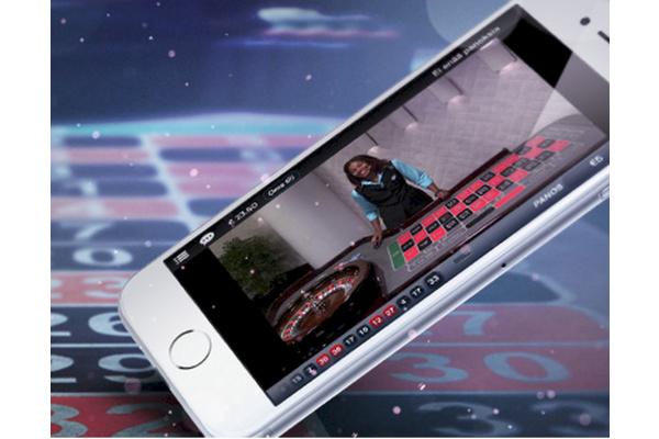 RAY julkaisi Livekasino-pelin iPhonelle sekä iPadille