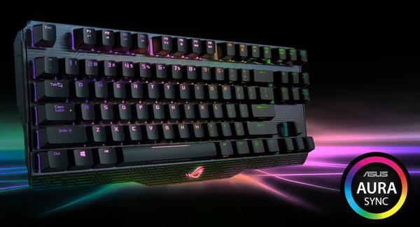 Arvostelussa Asus ROG Claymore – Modulaarinen RGB-pelinäppäimistö