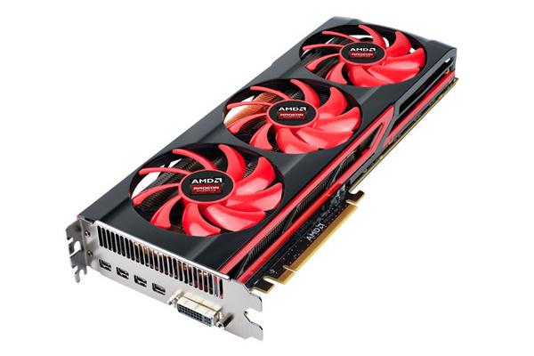 AMD julkisti Radeon HD 7990:n kilpailemaan maailman nopeimman tittelistä