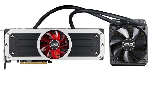 AMD julkaisemassa vesijäähdytyksellä varustetun monsterinäytönohjaimen