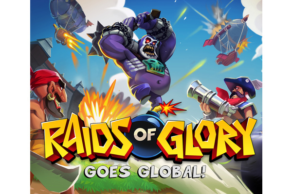 Suomalaiselta pelistudiolta uusi piraattiaiheinen mobiilipeli: Raids of Glory
