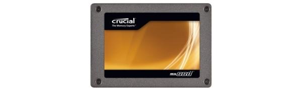 Crucial päivittää nopeimmaan SSD:nsä 25 nm:n flashilla
