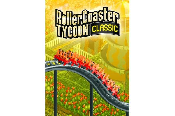 Kaksi ensimmäistä RollerCoaster Tycoon -peliä saapuivat Androidille ja iOS:lle