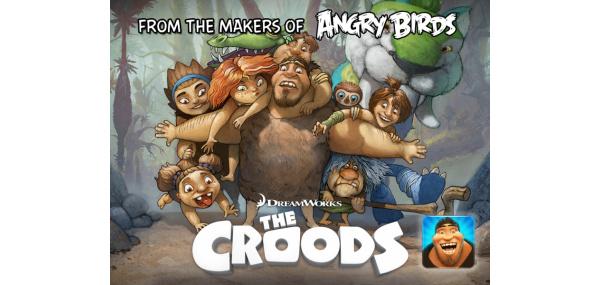 Rovio julkaisee uuden pelin yhteistyössä DreamWorksin kanssa