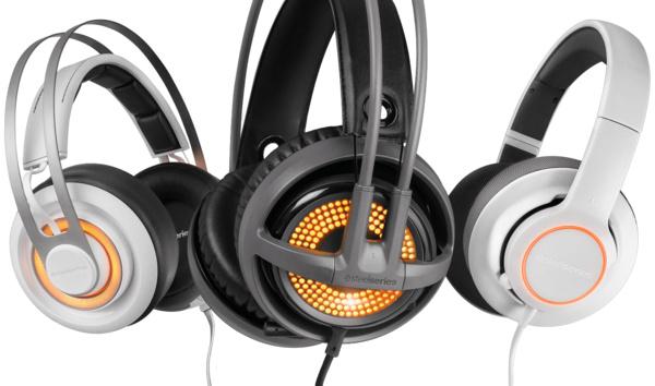 SteelSeries julkaisi uudet Siberia V3 -kuulokkeet