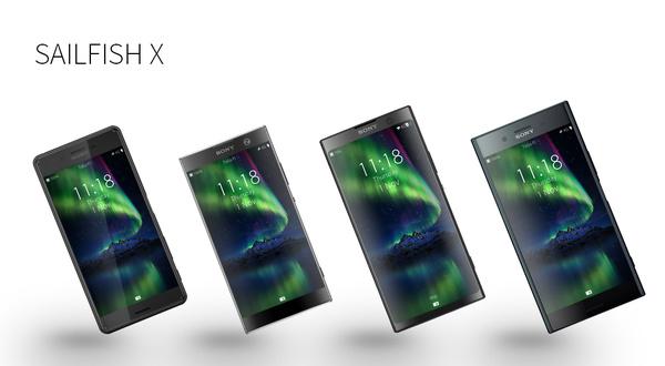 Sailfish-käyttöjärjestelmä saatavilla Sony Xperia 10 ja Xperia 10 Plus -puhelimille