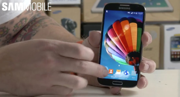 Videolla: Samsung päivittää Galaxy S4:n Lollipopiin