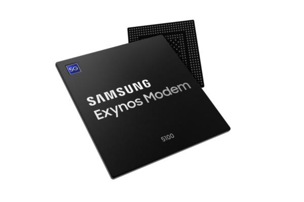Samsung rynnii 5G-aikaan –Esitteli markkinoiden ensimmäisen 5G-modeemin älypuhelimiin