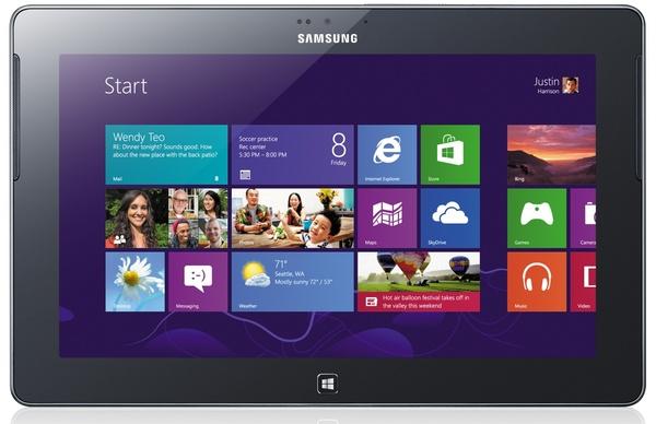 Testissä Samsungin Ativ Tab -tabletti