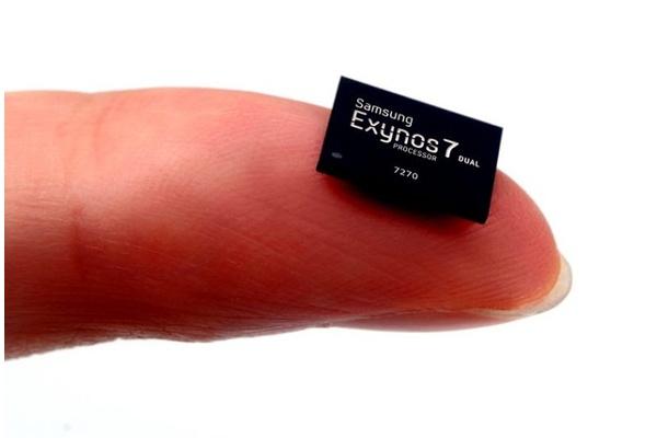 Samsung esitteli uuden minikokoisen piirin, joka laihduttaa älykelloja