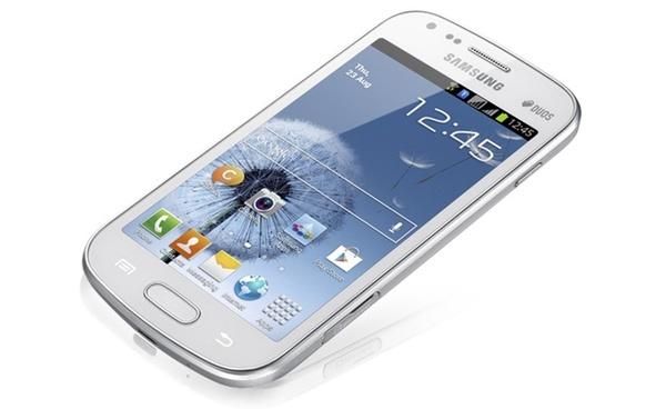 Samsungilta uusi Galaxy S Duos