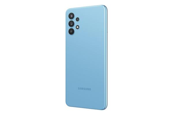 Samsungin Galaxy A32 5G -puhelin nyt myynnissä 279 euron suositushinnalla