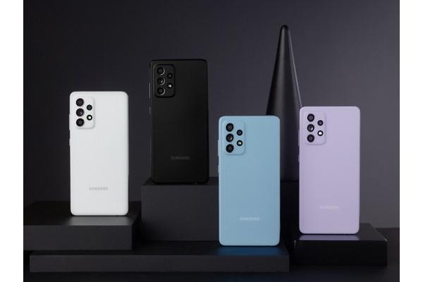 Samsungin Galaxy A-sarjan Galaxy A52, Galaxy A52 5G ja Galaxy A72 julkaistiin - nopeaa näyttöä sekä vedenkestävää rakennetta