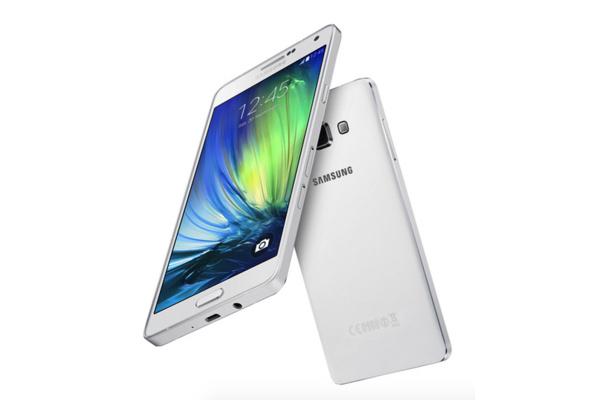 Samsung haastaa iPhonet uudella designia korostavalla älypuhelimalla