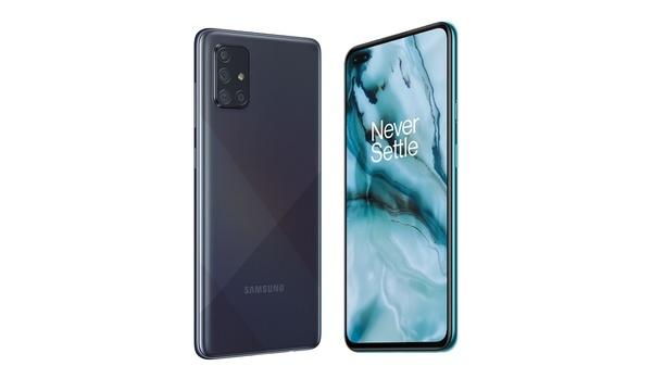 Vertailu: OnePlus Nord vs Samsung Galaxy A71