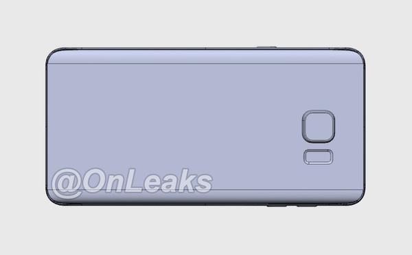 Samsung Galaxy Note 5:n ominaisuudet paljastuivat