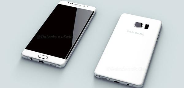 Luottovuotaja vahvistaa: Nimi on Galaxy Note7, laitteessa iirisskanneri