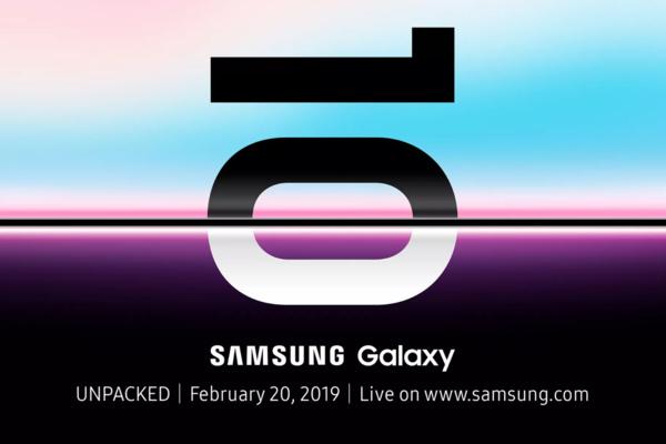 Galaxy S10:n julkistuspäivä varmistui!