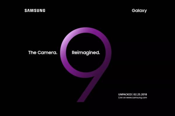 Samsung vihjaa – Galaxy S9:ssä on täysin uudenlainen kamera