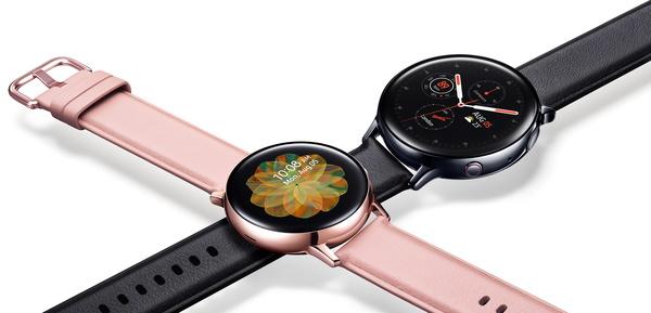 Samsung Galaxy Watch Active2 -älykellot myyntiin lokakuun aikana