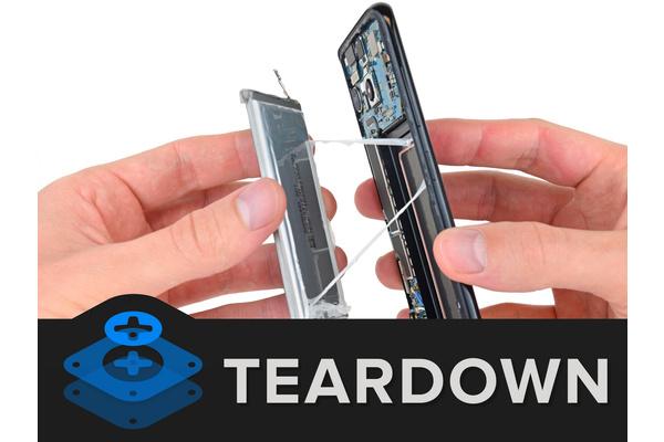 Galaxy S8+:n sisältä löytyi yllätys – Sama akku kuin Note7:ssä