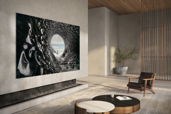Samsung announces next-gen TV tech in a 110 inch MicroLED TV