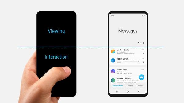 Samsungin älypuhelimet saavat uudet kuoret – Tältä näyttää One UI