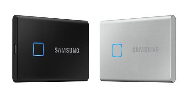 Samsung laittoi sormenjälkilukijan SSD-muistiin – Kirjoitusnopeus gigatavu sekunnissa