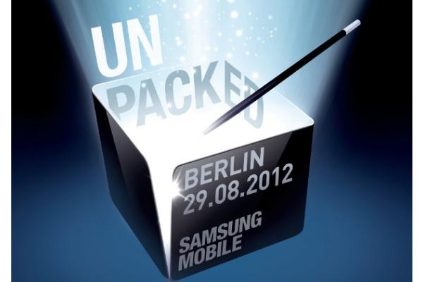 Samsung esittelee jotakin taianomaista elokuun lopulla
