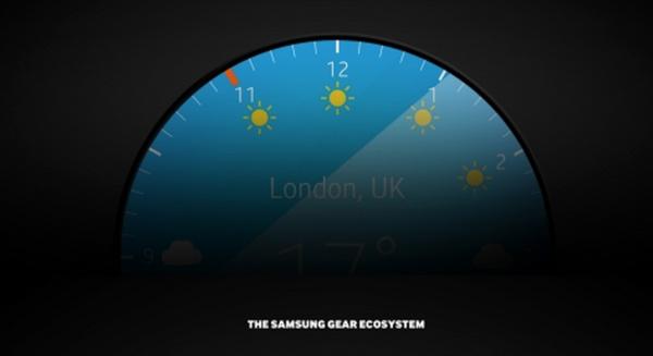 Samsungilta tulossa vastaus Apple Watchille: Pyöreä näyttö?