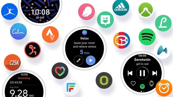 Samsung paljasti tulevien älykellojen käyttävän One UI Watch -käyttöliittymää