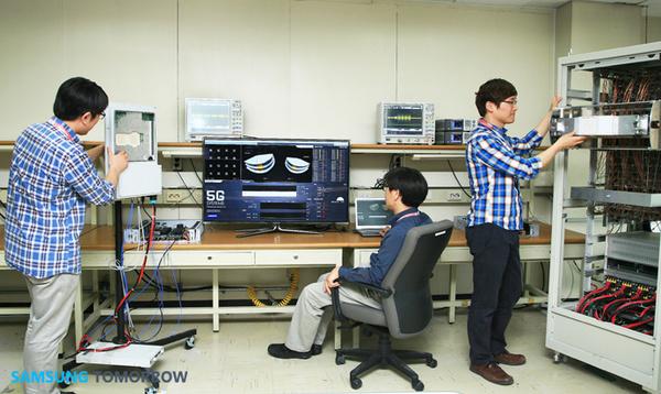 Samsung aloitti hämäävän 5G-kisan reippaasti etuajassa