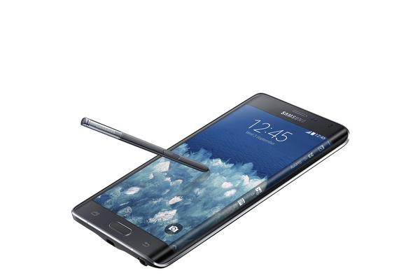 Samsung pitää Galaxy Note Edgeä konseptilaitteena