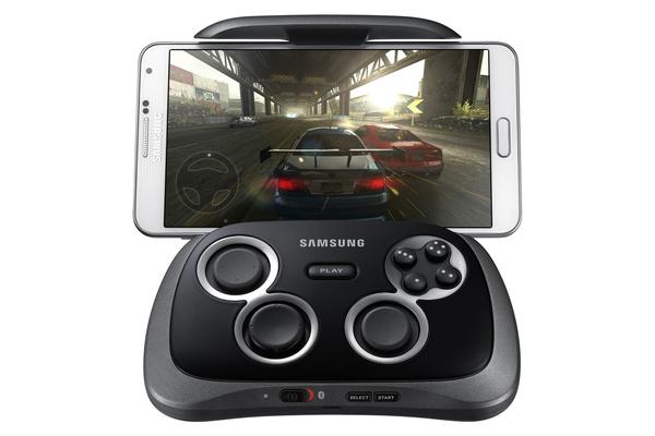 Samsungin älypuhelimiin liitettävä GamePad -peliohjain julkaistaan ensin Euroopassa