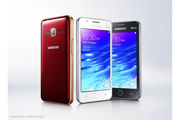 Halvat Lumiat saivat uuden haastajan: Samsung julkaisi Tizen-pohjaisen älypuhelimen