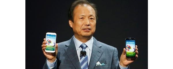 Galaxy S4 rikkoo taas Samsungin myyntiennätyksiä