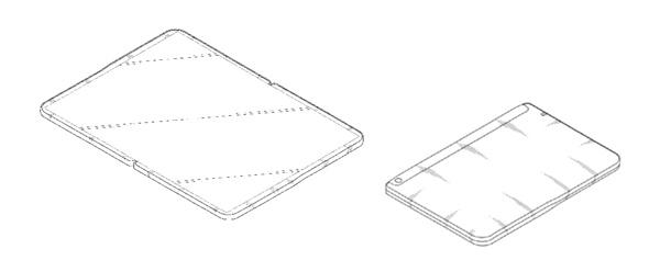 Samsung patentoi taitettavan laitteen - tiedossa kokoon taitettava tabletti?