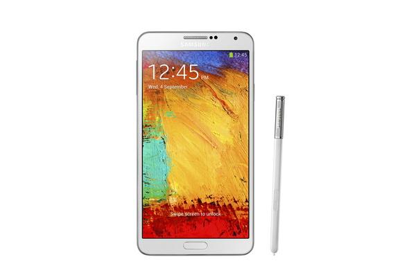 Samsung esitteli Galaxy Note 3:n - entistä suurempi näyttö ja ohuempi rakenne