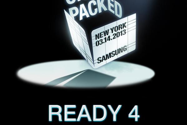 Samsungin julkisti julkaisupäivän Barcelonassa