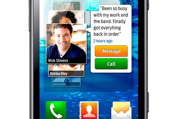 Samsung vaihtaa Badan Tizeniin