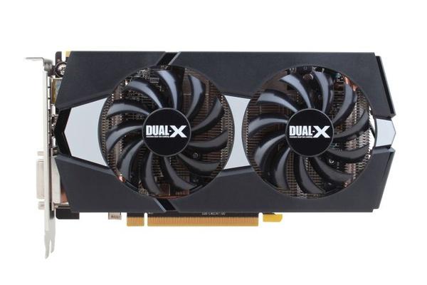 AMD:ltä Radeon R7 265 -näytönohjain