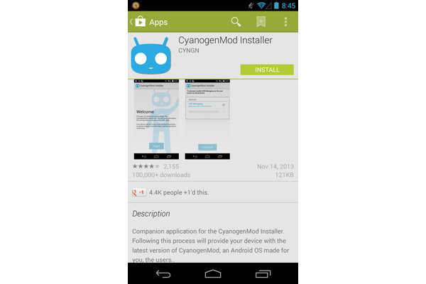 Guide and Review: The new CyanogenMod Installer